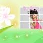 效果缩略图(精美相框-春天的花蕾1)