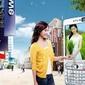 效果缩略图(NOKIA-手机宣传海报)